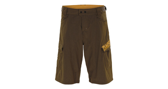 Zimtstern Bike Shorts Hercules Men brown